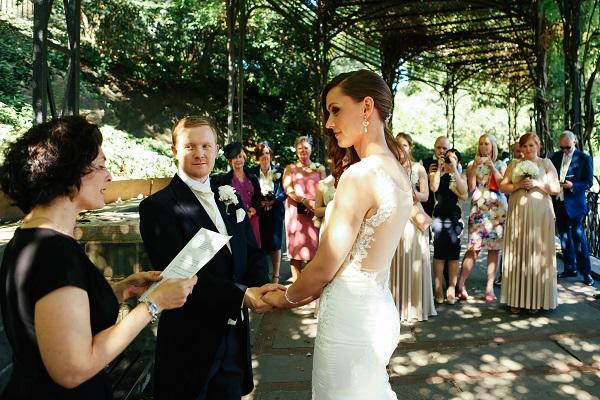 Central park conservancy wedding