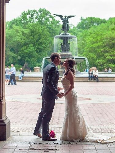 CP central park wedding restaurants