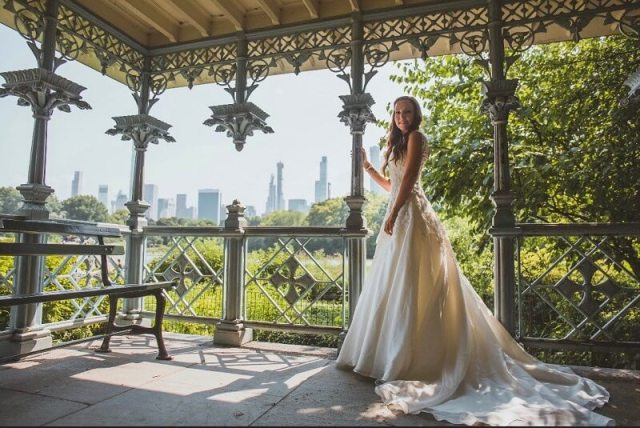 Jess Nathan Central Park Wedding 12