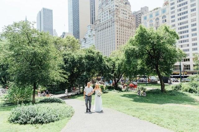 EC Cop Cot Central Park Wedding 2